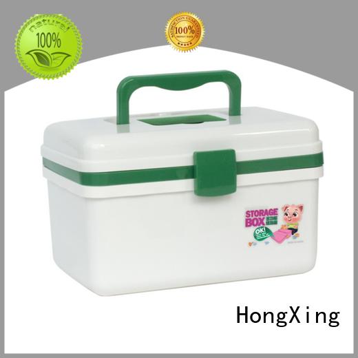 plastic first aid box storage for car HongXing