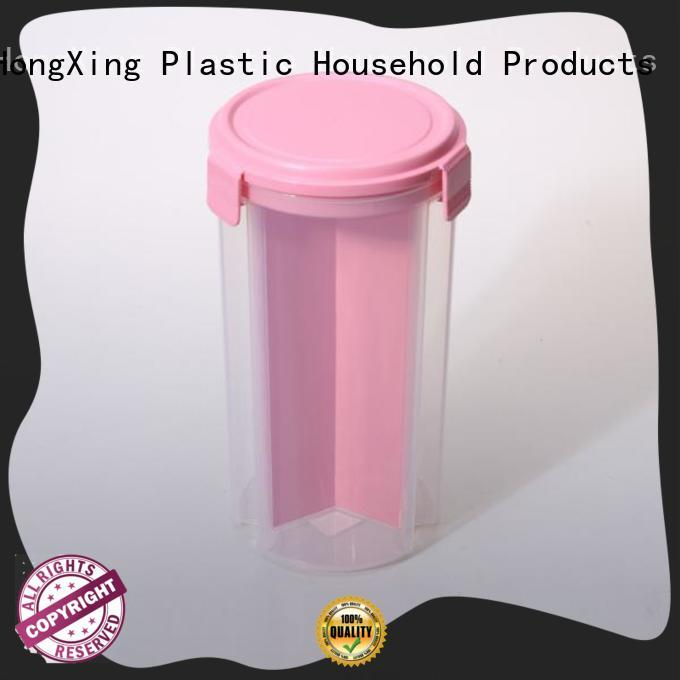 HongXing Japanese style food storage containers plastic for salad