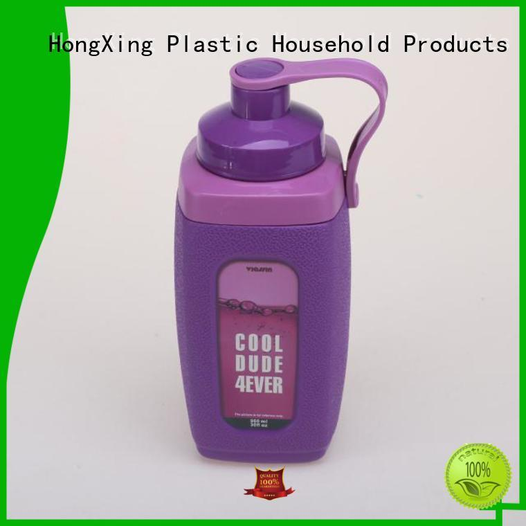 HongXing new design sports water bottles long-term-use for adults