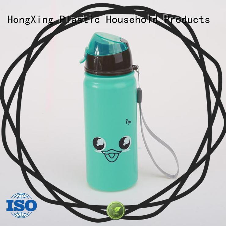 bottles plastic drinking bottles material for teacher HongXing
