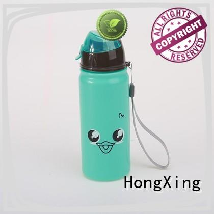 HongXing cute toddler drink bottle long-term-use for students