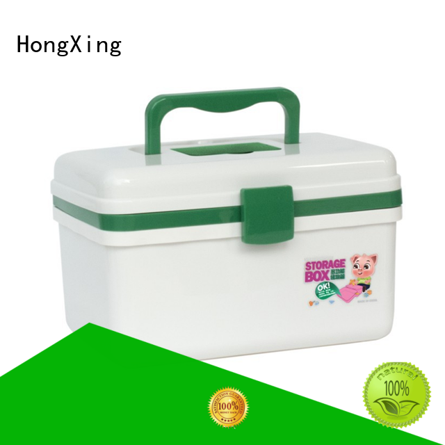 convenient to use family emergency kit plastic with affordable price in different layers