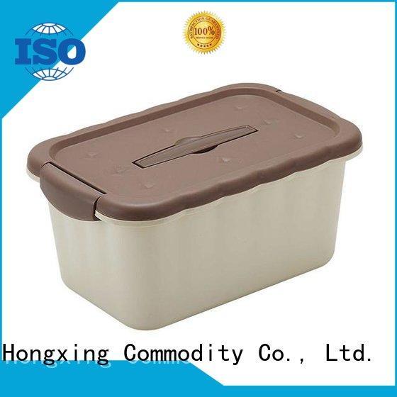 plastic container box shape for cookie HongXing