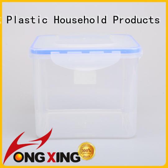 HongXing locking airtight containers factory price saving sugar