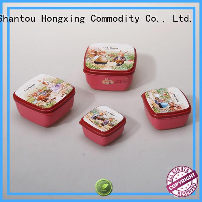 good design plastic food storage boxessquare for snack