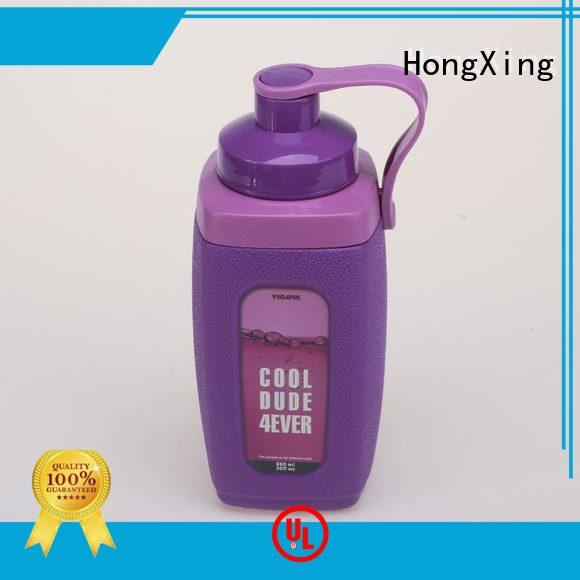 cute plastic drinking bottles for sale widely-use for workers HongXing