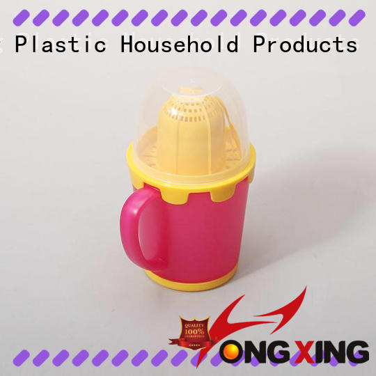 plastic tea cups bamboo for mother HongXing