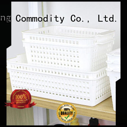 different layers plastic mesh storage baskets with affordable price for storage jars HongXing