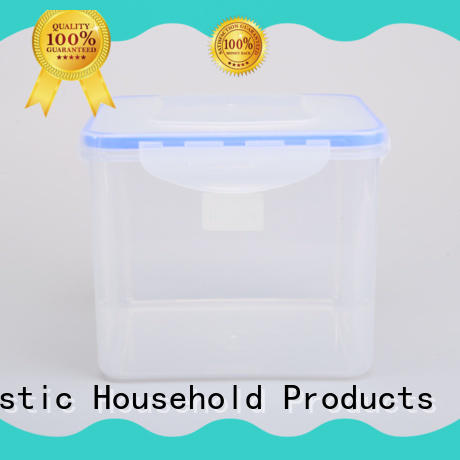 lids plastic kitchen containers with many colors for snack