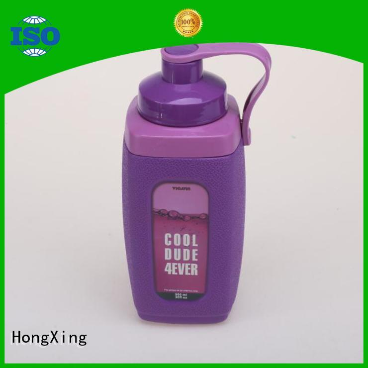 bpa safe plastic drinking bottles widely-use for students HongXing