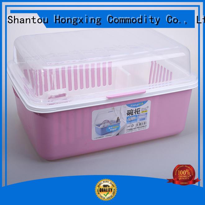 useful plastic dish rack lid wholesale for fruits