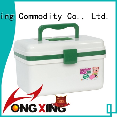 convenient to use plastic medicine box aid with affordable price for car