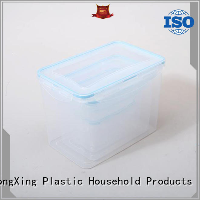 HongXing stable performance airtight food storage containers nested for cookie