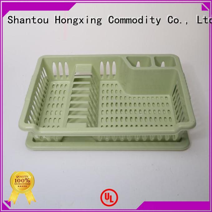 HongXing pp plastic dish drainer wholesale for fruits