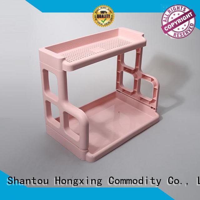HongXing multipurpose plastic racks for storage for student