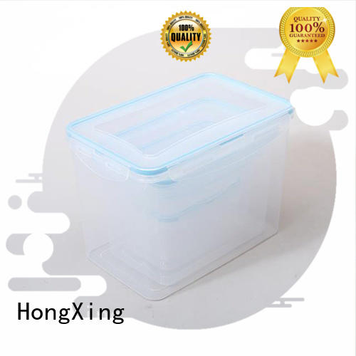HongXing pp airtight container set for noodle