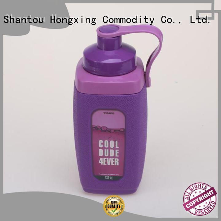 lovely sports water bottles embroidered widely-use for workers