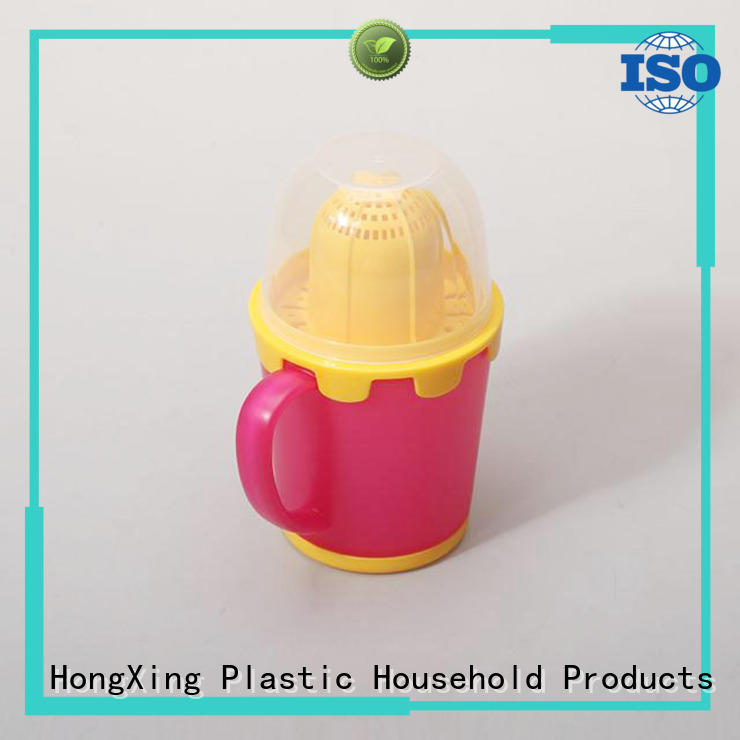 Cute plastic household items cup bulk production for mother