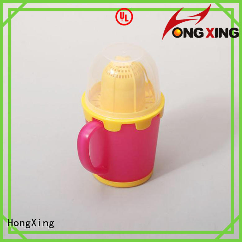 HongXing favorable price personalised plastic cups from manufacturer for kitchen squeezer