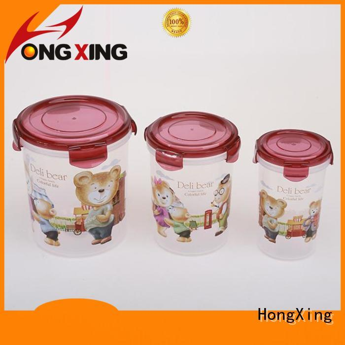HongXing lids airtight containers directly sale for cookie