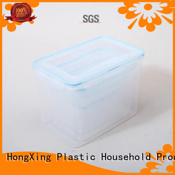 HongXing safe airtight box customization saving sugar