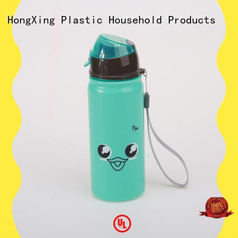 HongXing safe kids drink bottles certifications for adults