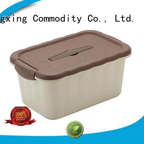 HongXing good design plastic boxes for sale stable performance for cookie