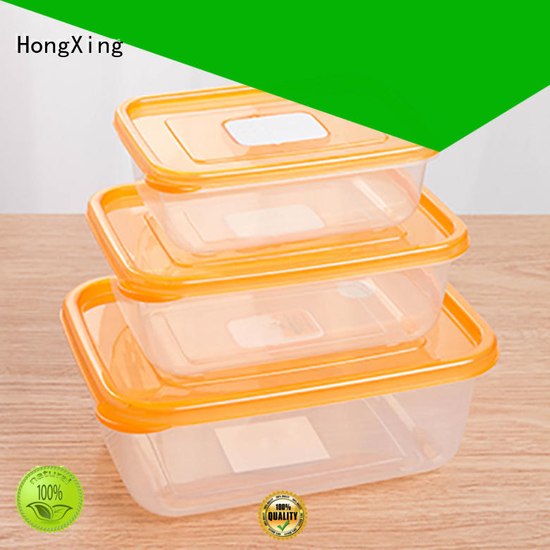 different shapes food grade plastic containers 250ml with many colors for cookie
