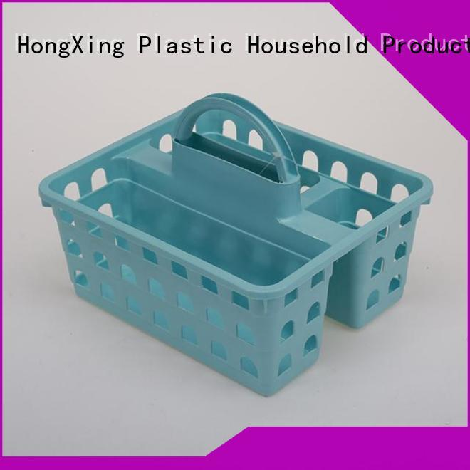 stackable plastic laundry basket with affordable price for storage jars