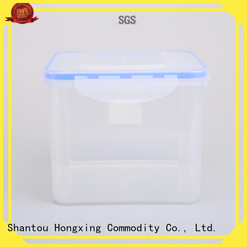 HongXing reliable quality airtight food storage containers with good price for noodle