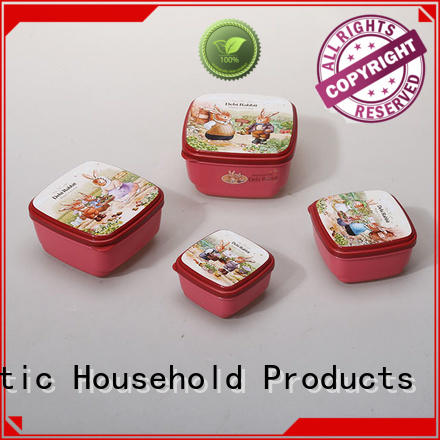 HongXing fresh plastic food storage container set wholesale for bread