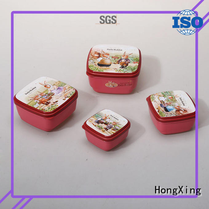 stable performance food grade plastic storage containers for noodle