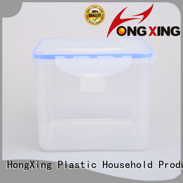 HongXing good design airtight food storage with many colors for noodle