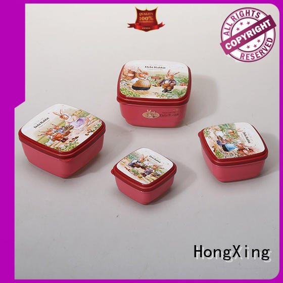 different shapes plastic food storage container sets factory price for candy