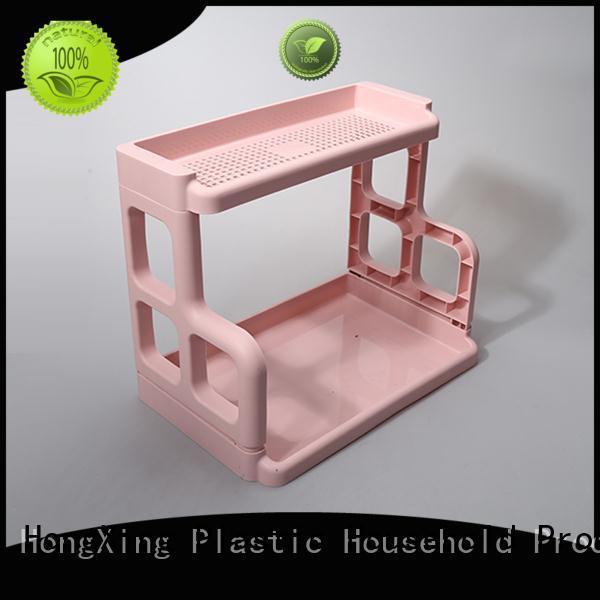 PP material multipurpose kitchen/bathroom article storage rack