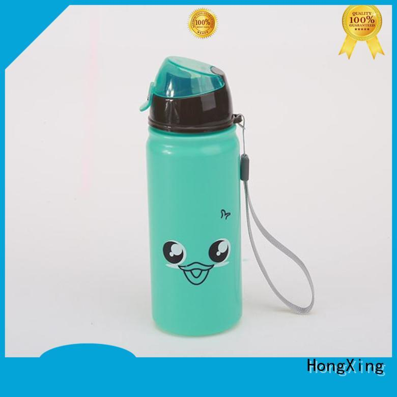 HongXing handle toddler drink bottle Chinese supply for baby