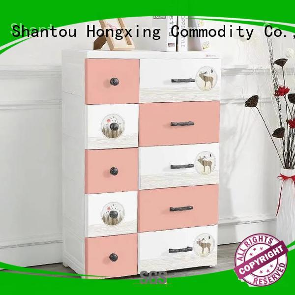 HongXing Cute foldable plastic wardrobe order now for living room