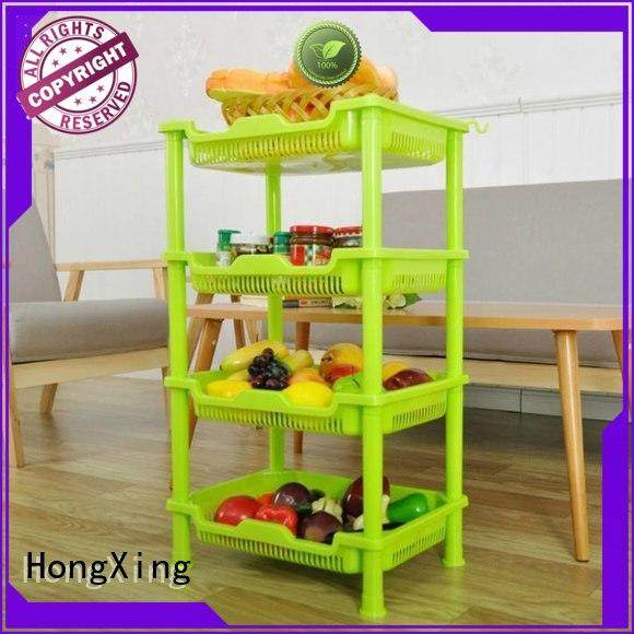HongXing material kitchen counter shelf rack order now for student