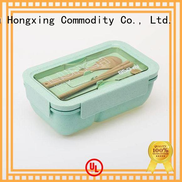 HongXing stainless plastic containers great practicality for stocking fruit