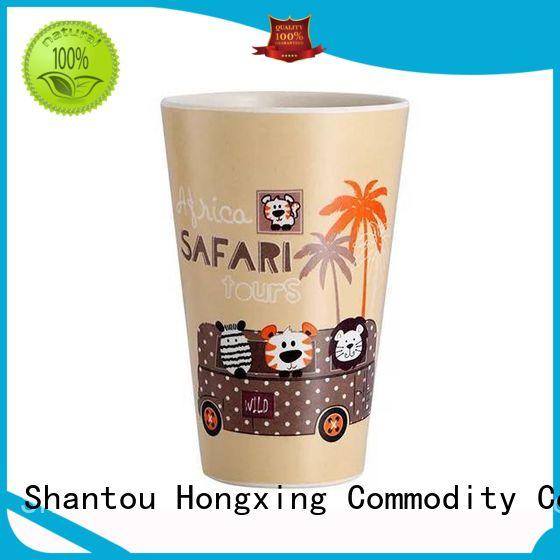 safety hard plastic drinking cups from manufacturer for student HongXing