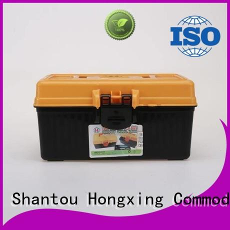 different sizes first aid storage containers professional services in different colors HongXing