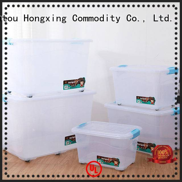 clear plastic boxes for sale shape for bread HongXing