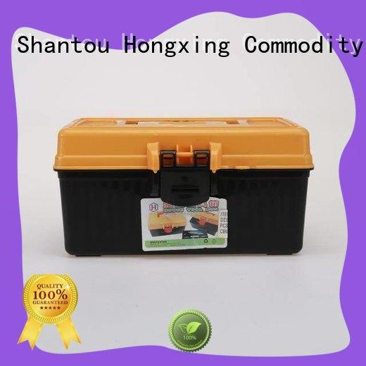 HongXing tool plastic containers with excellent performance for office