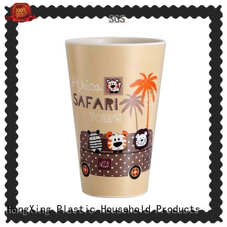 HongXing excellent quality plastic coffee cups bulk production for home juice