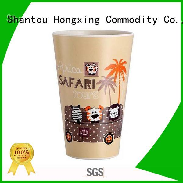 HongXing Cute stackable plastic mugs from manufacturer for kitchen squeezer
