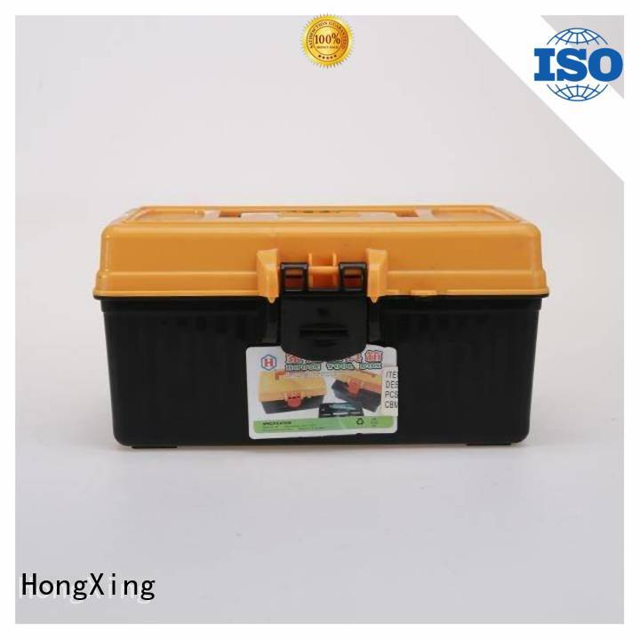 HongXing carry plastic medicine box with reasonable structure for car
