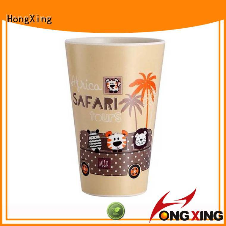 good quality plastic cups mug for mother HongXing