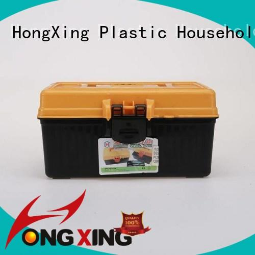 pp waterproof plastic tool box kit in different colors HongXing