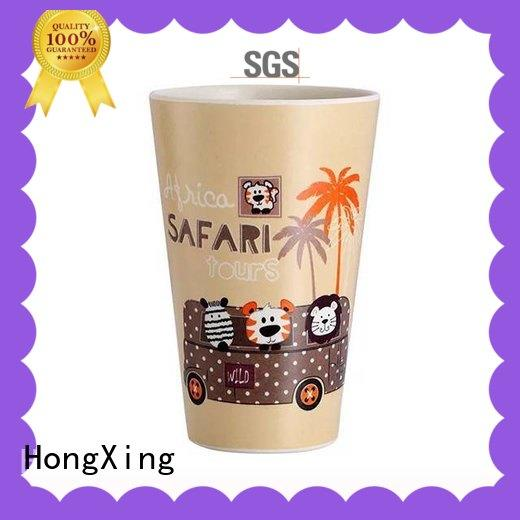 Cute plastic cup with lid straw factory price for drinking