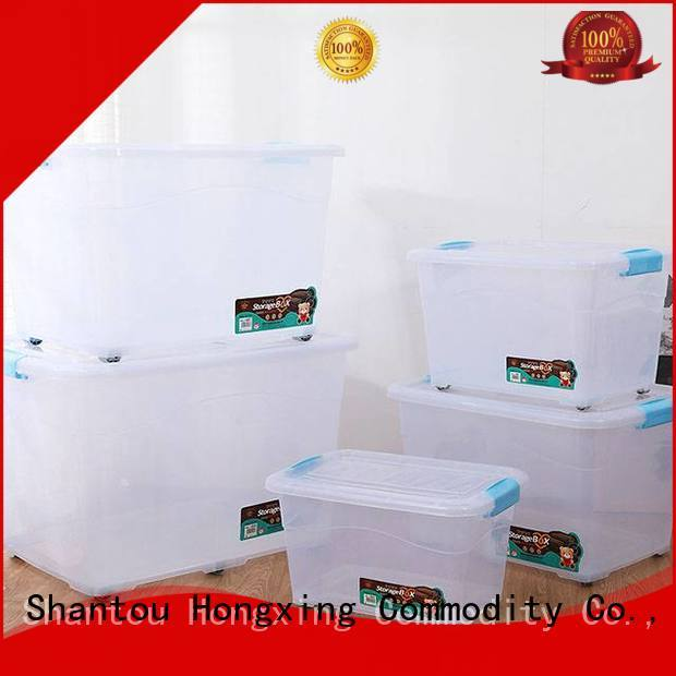 Microwave Safe plastic storage boxes with handle fashion reliable quality for sushi